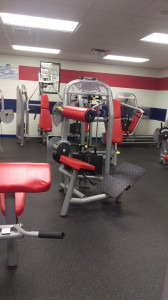 Featured equipment from the Fitness Center