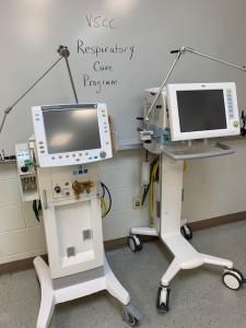 Vol State Ventilators (Photo Courtesy of Public Relations)